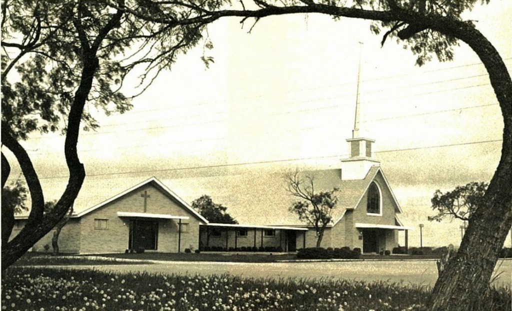 ST. JOHN LUTHERAN CHURCH- 1967