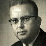 PASTOR H. WALTER FRUEHLING- 1949 -1954