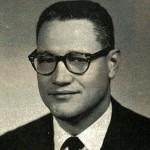 PASTOR ARTHUR B. SANDER- 1963-1968