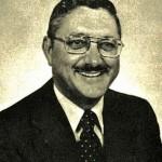 PASTOR WILBERT E. DOERR 1968 - 1978